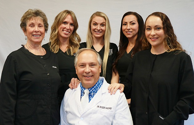 The Sierra Dental Care team